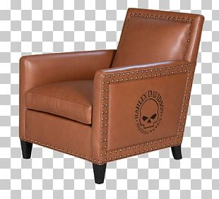 Club Chair Furniture Table Wing Chair PNG