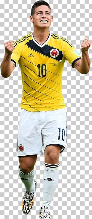 James Rodríguez Colombia National Football Team Team Sport PNG