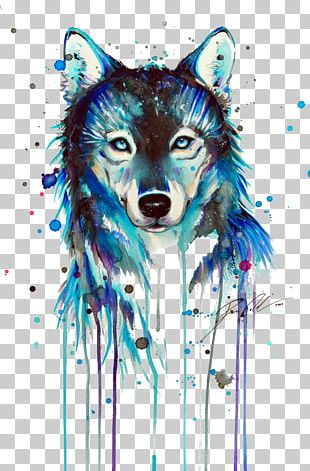 Dog Tattoo Art Drawing Arctic Wolf PNG