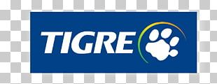 Logo Brand Tigre Product World PNG