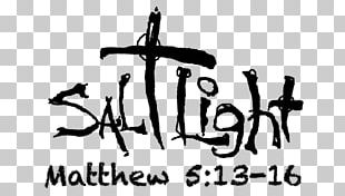 Salt And Light Light Of The World Matthew 5:13 Coloring Book PNG