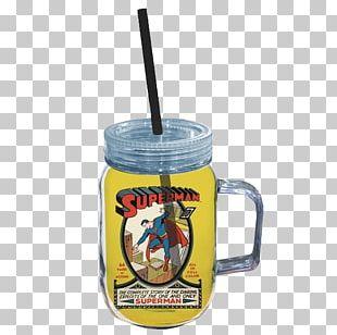 Superman Batman Wonder Woman DC Comics Cup PNG