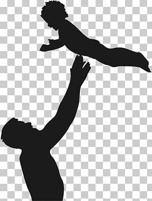 Father Child Silhouette Son PNG