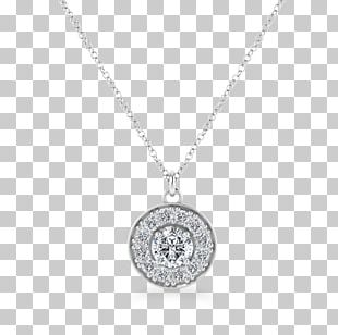 Locket Necklace Body Jewellery Silver Chain PNG
