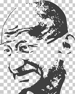 Mahatma Gandhi Series The Wisdom Of Gandhi Indian Independence Movement PNG