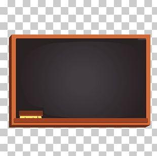 Sidewalk Chalk Blackboard PNG