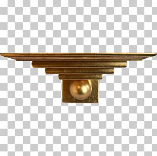 Stichting Gullie Art Deco Decorative Arts Sconce PNG