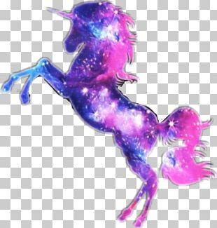 T-shirt Horse Galaxy Unicorn Printing PNG