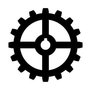 Gear Sprocket Illustration PNG