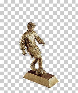 Trophy Figurine Resin Model Figure Sculpture PNG