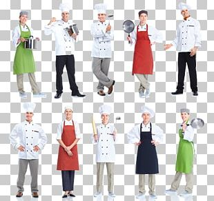 Uniform Clothing Chef Jacket Cook PNG