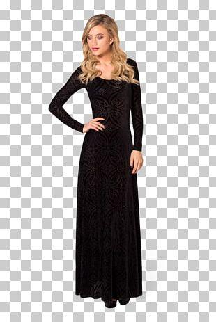 Dress Sleeve Neckline Evening Gown Ball Gown PNG