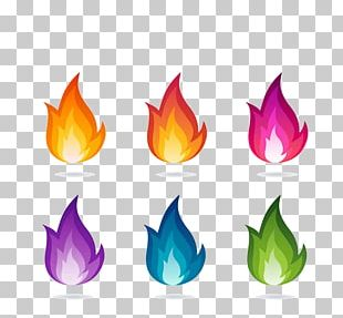 Flame Color PNG