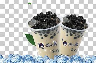 Bubble Tea Coffee Grass Jelly Milk PNG