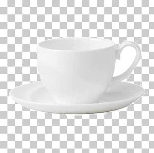 Espresso Coffee Cup Ristretto Mug PNG