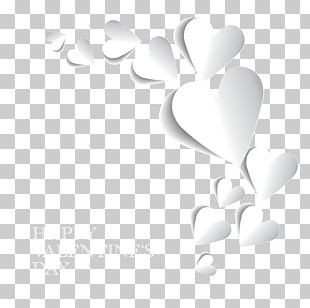 Three-dimensional Space 3D Film Stereoscopy Heart PNG