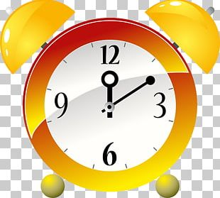 Alarm Clock Animation PNG