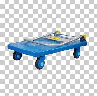 Hand Truck Wheel Cart Forklift Pallet Jack PNG