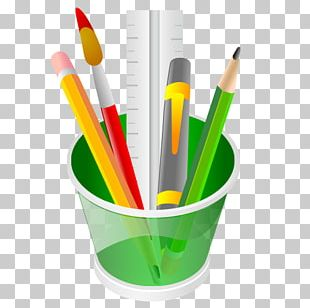 Pencil Drawing Stationery PNG