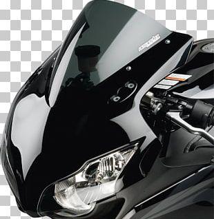 Windshield Motorcycle Honda CBR250R/CBR300R Exhaust System PNG