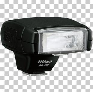 Camera Flashes Nikon SB-400 Nikon Speedlight Creative Lighting System PNG