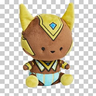 Plush Stuffed Animals & Cuddly Toys League Of Legends Doll Textile PNG