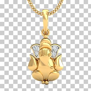 Earring Charms & Pendants Jewellery Gold Necklace PNG