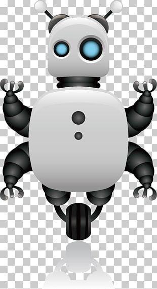Robot Line PNG