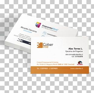 Paper Visiting Card Business Cards Printing Press PNG