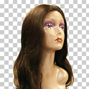 Suzanne's Wigs Artificial Hair Integrations Lace Wig PNG