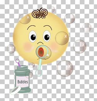 Soap Bubbles Chewing Gum PNG
