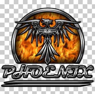 Logo Brand Phoenix Font PNG