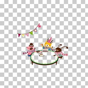 Party Cartoon Birthday PNG