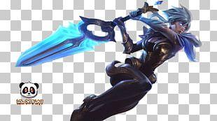 Riven League Of Legends Fan Art PNG