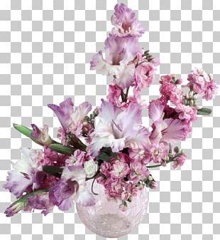 Gladiolus Vase Flower Bouquet Desktop PNG