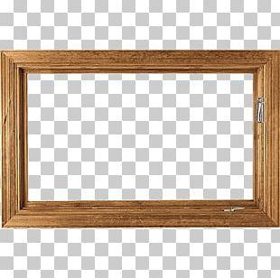 Frames Open Window Wood PNG