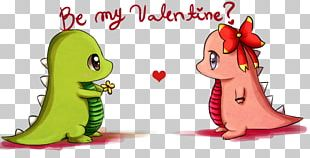 Valentine's Day Drawing Love PNG