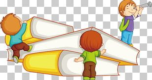 Child Book Illustration PNG