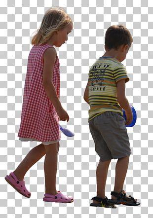 Child Play Beach Boy PNG