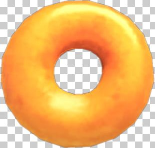 Donuts Bagel Circle PNG