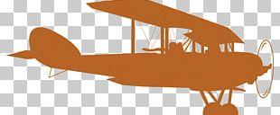Airplane Biplane Wing PNG
