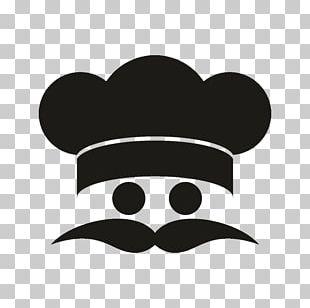 Chef's Uniform Hat Toque PNG