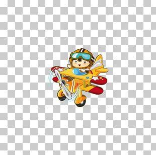 Airplane 0506147919 Animation Cartoon PNG