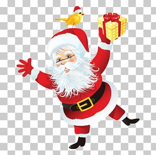 Santa Claus Santas Christmas Presents Christmas Ornament PNG
