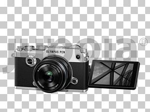 Camera Lens Olympus Mirrorless Interchangeable-lens Camera Photography PNG