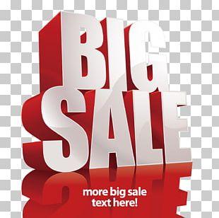 Sales Banner PNG