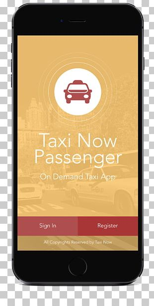 Taxi Mobile Phones E-hailing Android Uber PNG
