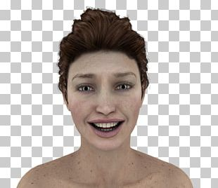 Facial Expression Eyebrow Embarrassment Face PNG