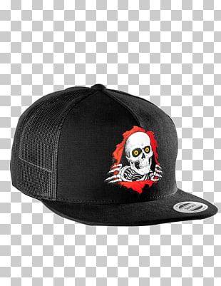 Baseball Cap Powell Peralta Skateboarding Fullcap PNG