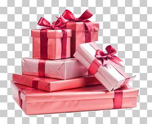 Christmas Gift Stock Photography PNG